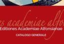 Catalogo Editiones Academiae Alfonsianae