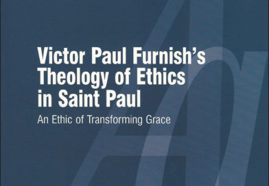 Victor Paul Furnish's Theology of Ethics in S. Paul (TAA 3)