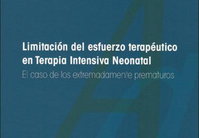 Limitación del esfuerzo terapéutico en terapia Intensiva Neonatal (TAA 4)