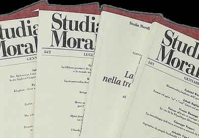 aggiornamento 'dati abbonamento' a Studia Moralia