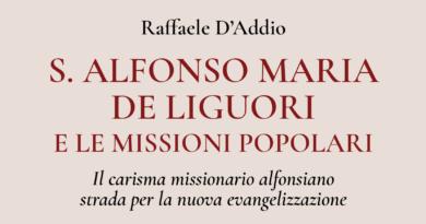 Novità editoriale sulla vita e la spiritualità missionaria del più Santo dei Napoletani